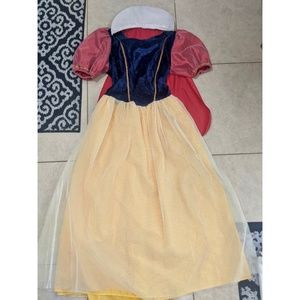 DISNEY STORE Snow White Costume